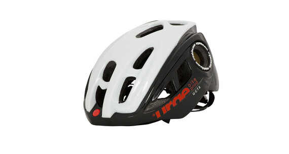 Urge Supacross Helm black/white